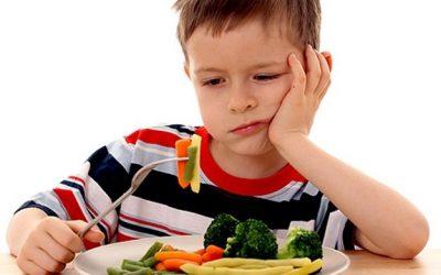 Mi hijo no quiere comer!
